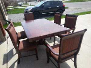 7- Piece Dining Room Table...$150...Obo