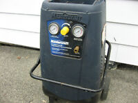 air compresseur 5 gallons mastercraft   125psi/95 voltage