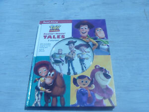 Toy Story Book And CD