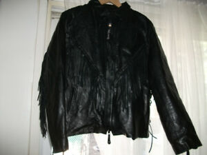 SALE 15% OFF ADULT CLOTHING NEW OR GENTLY USED, BIKE LEATHERS, S