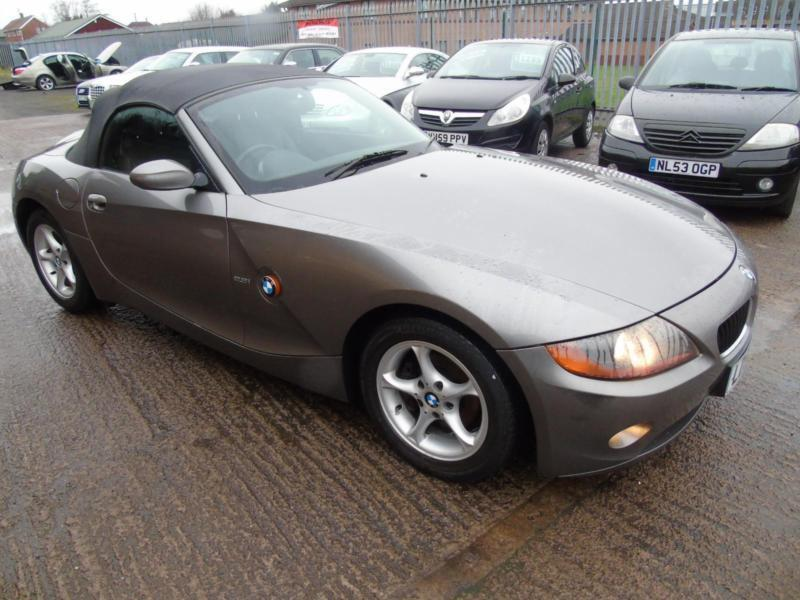 Bmw Z4 22i 2005my Se Roadster Soft Top Cabrolet In