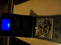 fusion scale to weigh gold and silver in perfect condition like