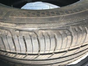 Set 4 Michelin a/s premier tires
