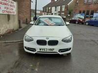 2013 BMW 114I SPORT , MILES 88,000 , SH , 3 DOOR , ALLOYS , SUPER LOOKING CAR