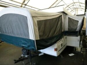 Coleman Tent Trailer | Buy or Sell Used and New RVs, Campers