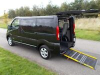 OVER 50 WHEELCHAIR ACCESSIBLE VEHICLES - ALL MAKES AND MODELS - WAV
