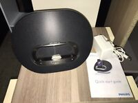 Philips ds3100 docking speaker for ipod/iphone 4