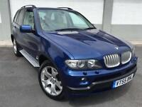 2005 BMW X5 4.8is Auto MY S