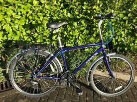 GENTS DAWES Saratoga Hybrid TRAIL bike, USED.