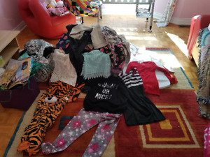 Huge moving sale for girls 8-13 years old.