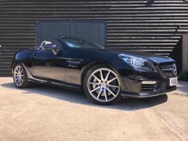 Mercedes-Benz SLK55 AMG 5.5 427ps Speedshift Plus 7G-Tronic