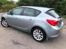 VAUXHALL ASTRA 1.6 VVT ACTIVE LTD EDN £30 WEEK NO DEPOSIT USB/ MP3 A/C 5DR 2012