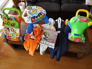 Baby Items, Clothes, Toys Snowsuits and Halloween costume