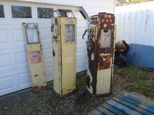 old gas pumps wanted Regina Regina Area image 7
