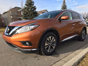 2015 NISSAN MURANO ONLY 20000 KMS (REASON TRAVEL)