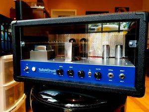 Fender Tweed 5E3 head clone