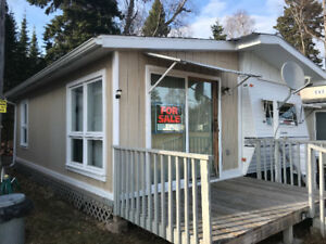 30' WITH ADDITION/PASS LAKE/ON,FURNISHED,2018 LAND RENTAL INCL.