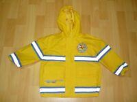 Manteau de pluie imperméable Winnie the Pooh – Grandeur 3 ans