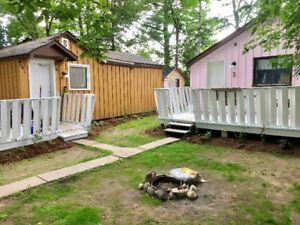 3 cottages property in Wasaga Beach for sale 8.4% cap rate