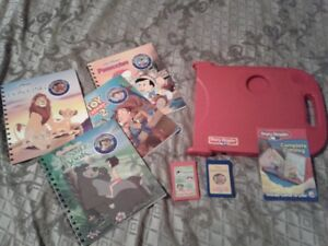 Story Reader- Includes 4 Disney Books
