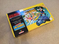 Super Nintendo Games Console (SNES) - Including Super Mario All Stars