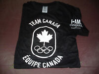 Team Canada / Molson Canadian Size Large T-Shirt *NEW*