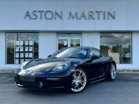 image for 2017 Porsche Cayman 2.5 S 2dr PDK Automatic Petrol Coupe