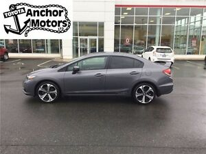 2015 Honda Civic Si MOONROOF/BACKUP ACM/BLUETOOTH/HEATED SEATS