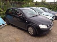 Corsa c for breaking all parts available