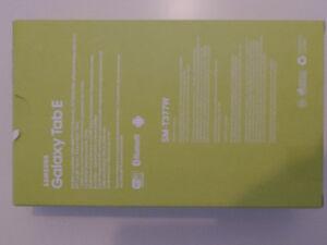 ***NEUVE***Samsung Galaxy Tab E 8po
