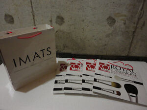 Collectible IMATS shopping gift bag limited edition London Ontario image 1
