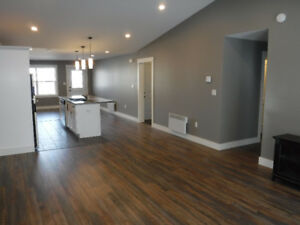 New 2 Bedroom Duplex