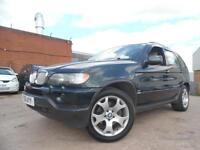 BMW X5 V8 4.4i PETROL AUTO SPORT ESTATE