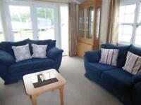 Large 1 bed holiday home caravan for sale at Nodes Point Isle of Wight