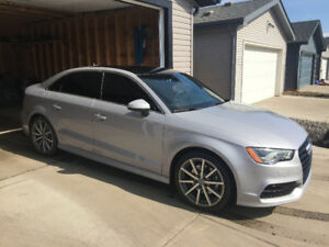 Audi A3 Technik Fully Loaded