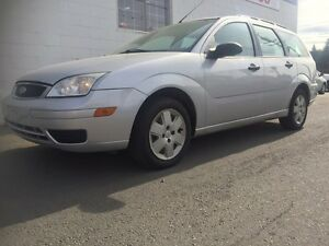 2006 FORD FOCUS WAGON VERY CLEAN LOW KMS ONE OWNER