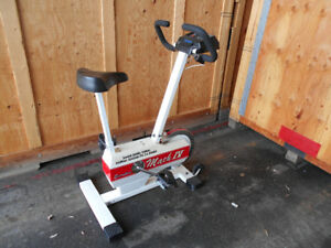 Manual Stationary Bike: REDUCED: $20 obo.