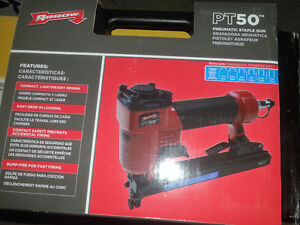 Arrow Pneumatic staple and nailer kit - Brand New in The Box!!!