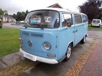 Volkswagen Microbus 8 Seater