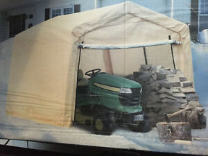 Portable storage shed for sale