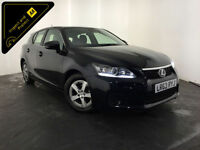 2013 63 LEXUS CT 200H S AUTOMATIC 1 OWNER SERVICE HISTORY FINANCE PX WELCOME