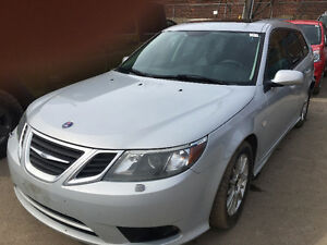 2008 Saab 9-3 Wagon just arrived for sale at Pic N Save!