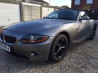 BMW Z4 LOW MILES YEARS MOT CHEAPEST ONLINE MAY SWAP PX