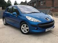 Peugeot 207 1.4 SE, 5dr With Only 72800mls And Good Condition Inside and Out
