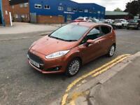 Ford Fiesta 1.0 ( 125ps ) EcoBoost ( s/s ) 2013.25MY Titanium X 19k miles