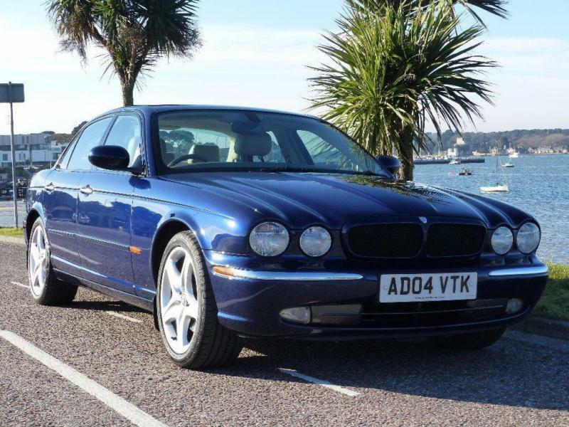 2004 jaguar xj 3 6 xj8 sport 4dr in poole dorset gumtree. Black Bedroom Furniture Sets. Home Design Ideas