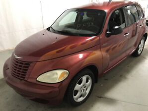 Attractive 2002 Chrysler PT Cruiser Wagon Classic, 144 km, DEAL