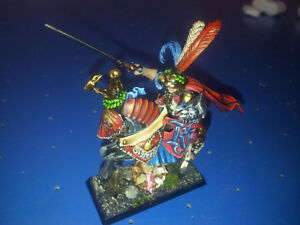 Warhammer Empire Army Well Painted