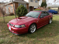 2003 Ford Mustang GT Convertible Supercharged