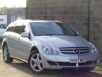 2007 Mercedes-Benz R320 3.0TD L 7G-Tronic CDI Sport***6 SEATER + HPI CLEAR***